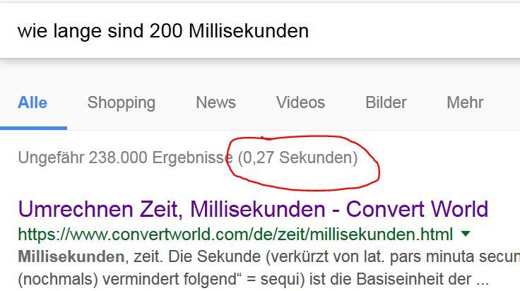 In 200 Millisekunden, also blitzschnell, nimmt der Mensch Bilder wahr.
